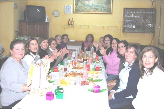 Asociación de mujeres Santa Mª de la Cabeza de Marcilla de Campos